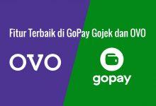 Fitur Terbaik di GoPay Gojek dan OVO (2)