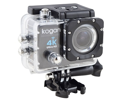 Kamera Action Kogan 4K UHD 16 MP WiFi