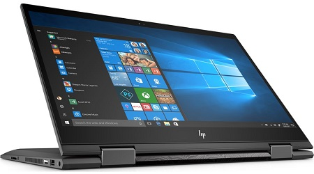 Spesifikasi Laptop HP ENVY x360 AMD Ryzen